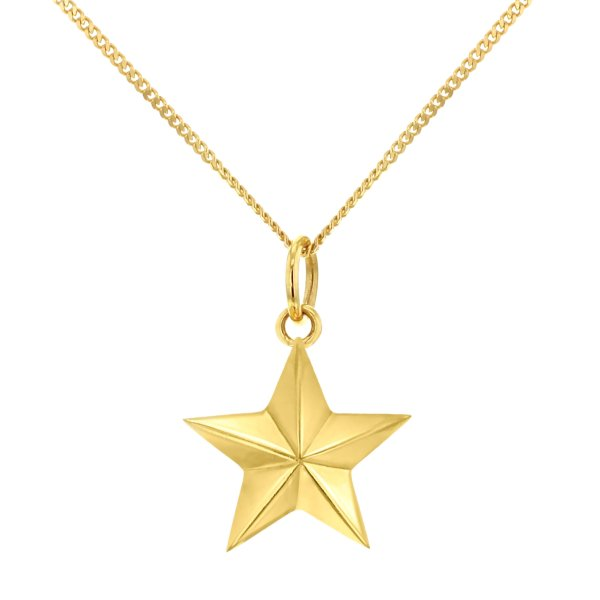 3d star silver
