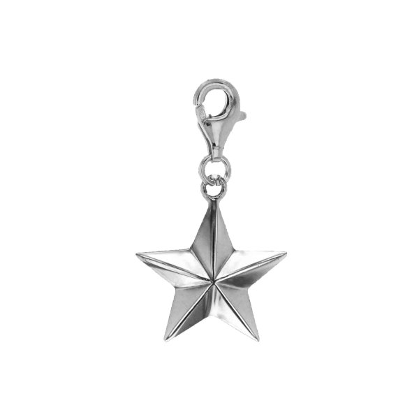 Star-charm-mini-silver-white-1