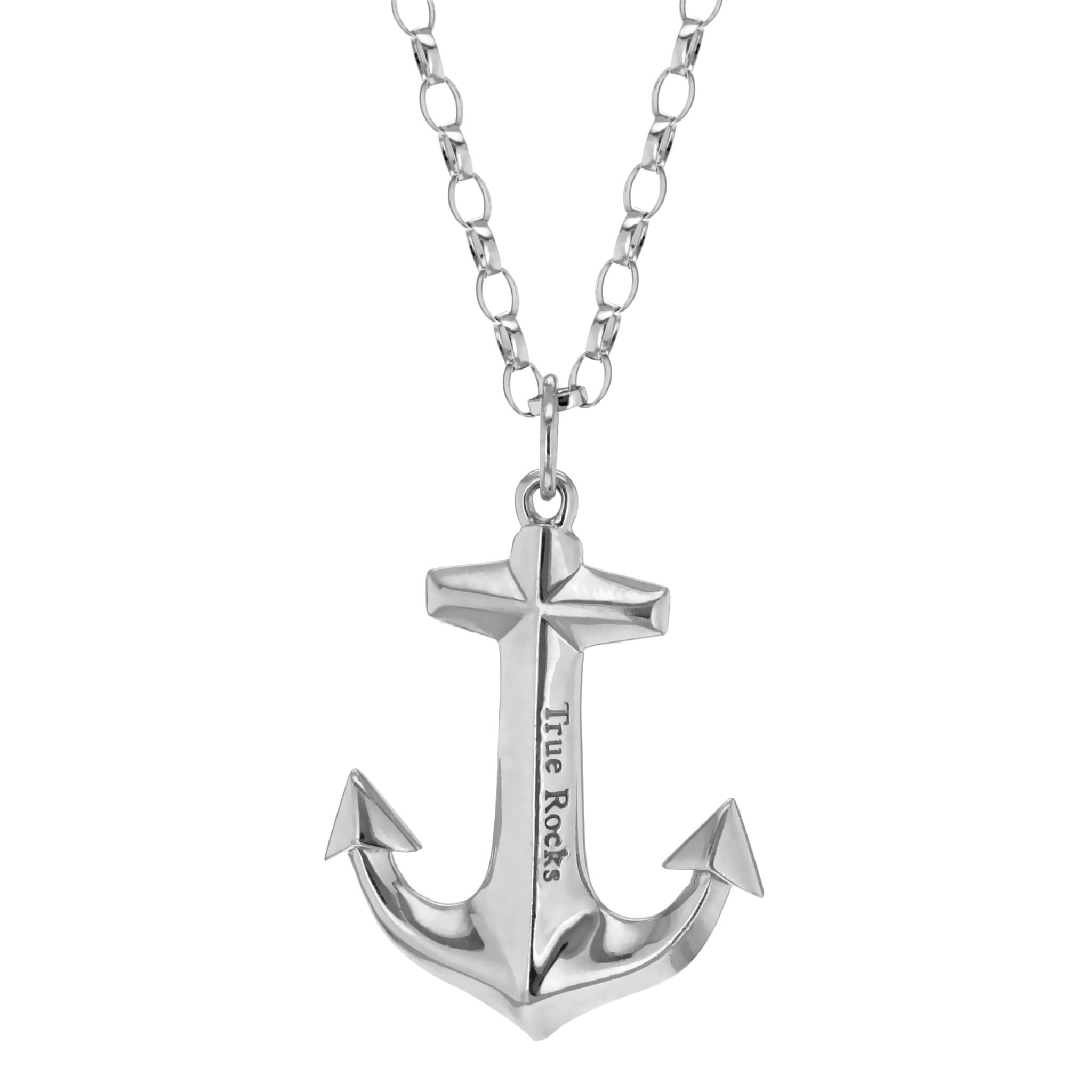 Anchors from our Chunky Collection. Also available in mini pendants & charms
