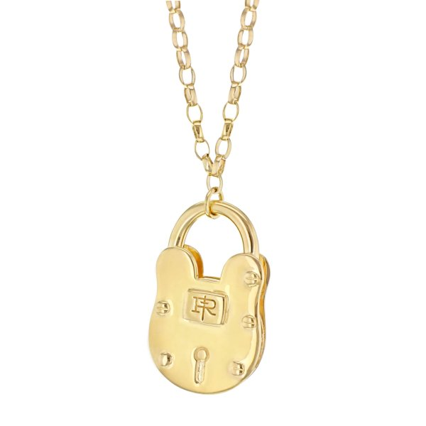 large padlock 3 colours NO LOBSTER