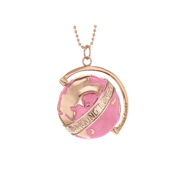 globe large pink