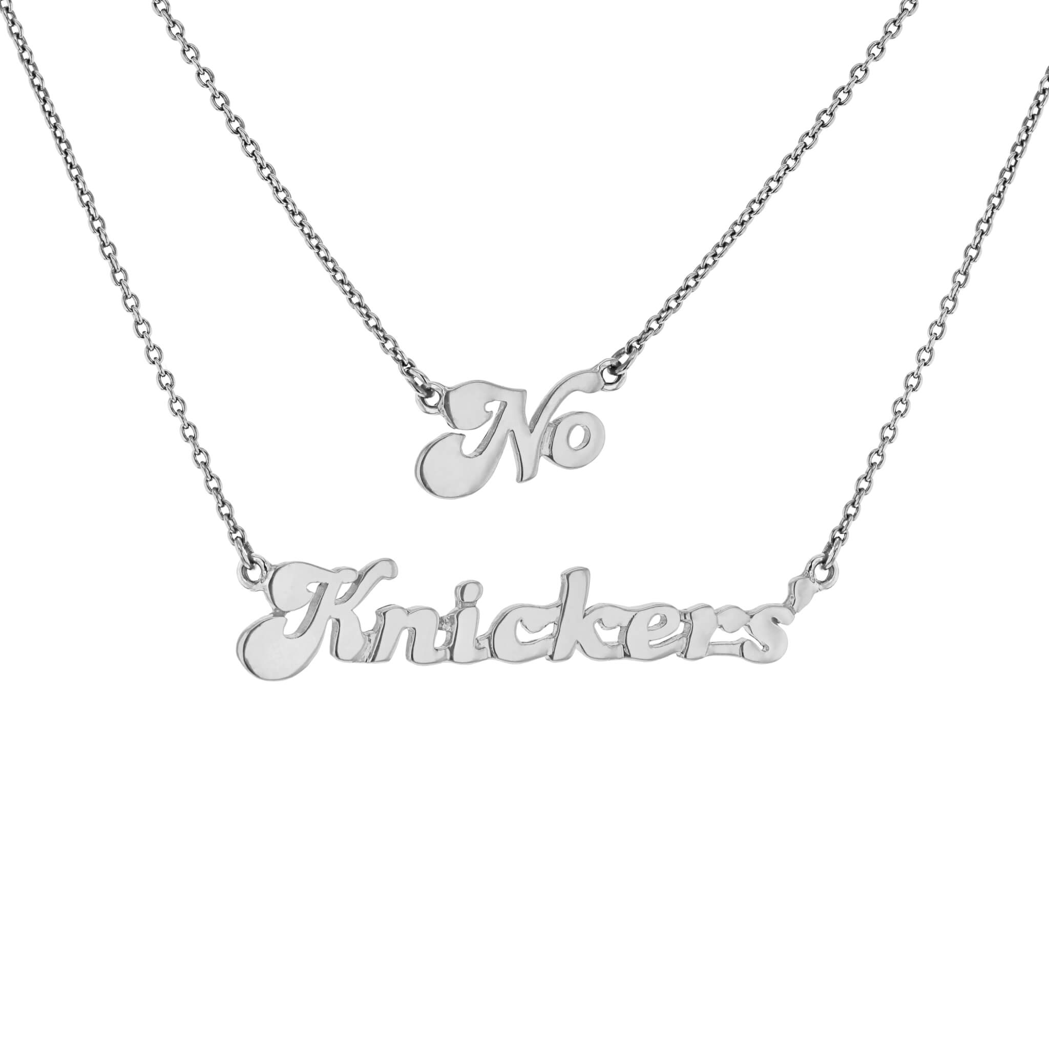 """""""No Knickers"""" TRUE ROCKS Collaboration with Violetta Fancies You"""