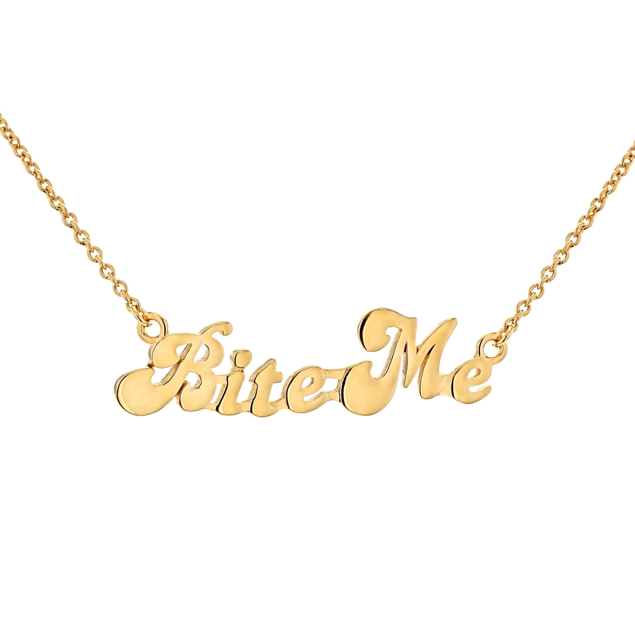 BITE ME necklace2