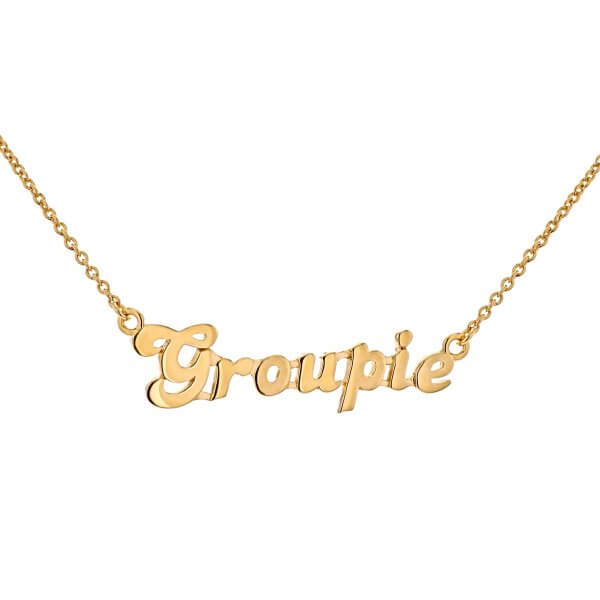 GROUPIE necklace