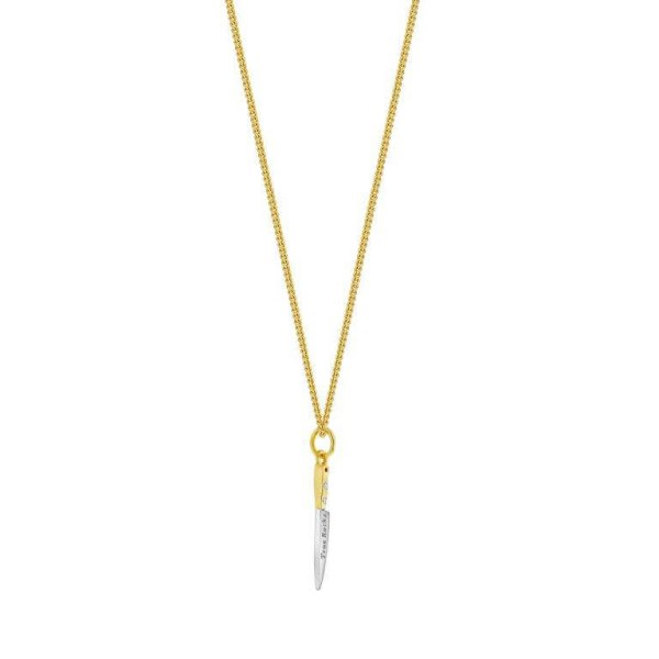 Two-Tone-Knife-on-Fine-Gold_Chain